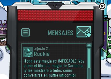 Rookie 21-08-14