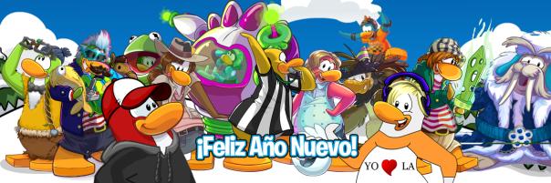 Feliz Año Nuevo 2014-2015!